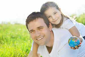 отец и здоровье ребёнка