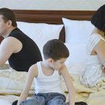 скандалы в семье страдает ребёнок