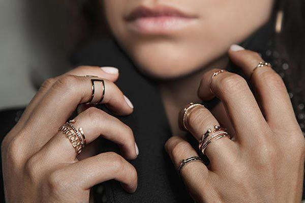 кольца на руке изменяют судьбу